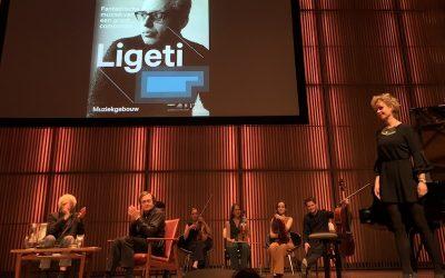 György Ligeti, only the tone color